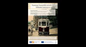 Těšínská tramvaj se vrátí 31. srpna!